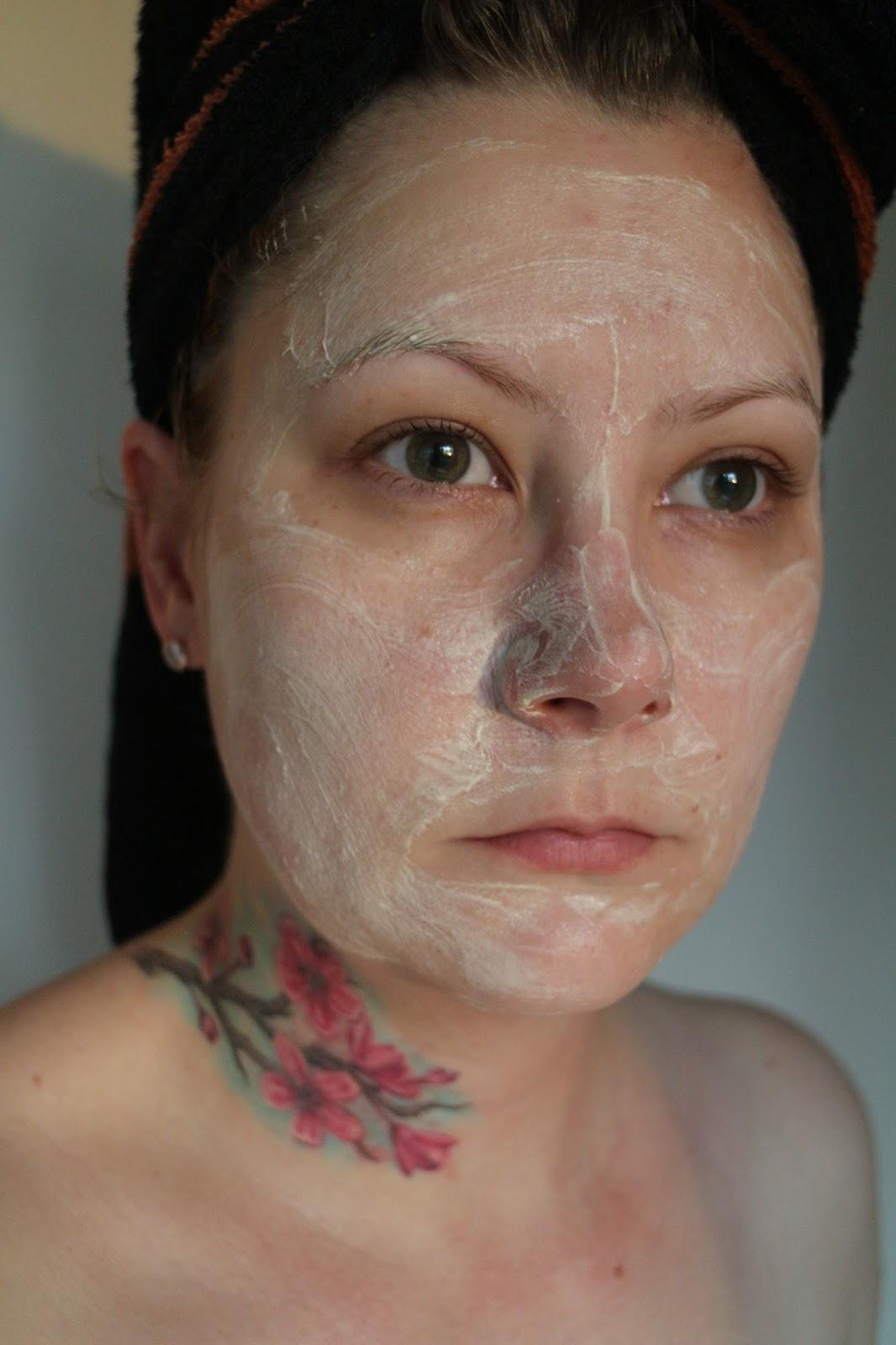 Natural Radiant Prom Makeup Tutorial: MissAria: Bio2You Natural Radiant Face Mask