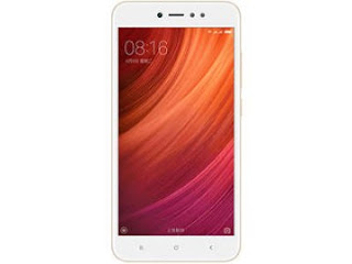 Xiaomi Redmi Note 5A Prime Firmware Download