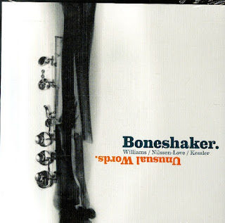 Boneshaker, Unusual Words