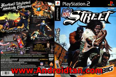 Download NFL Street 2 Unleashed ISO PPSSPP Terbaru 2018