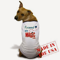 Focused on the Magic T-Shirts Make Great Gifts