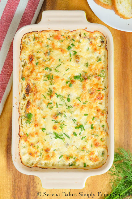 Must-Make Easy Recipes for Game Day! – Hot Crab Dip image