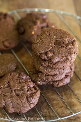 http://wholesomepatisserie.com/cookies/dark-chocolate-chip-cookies/