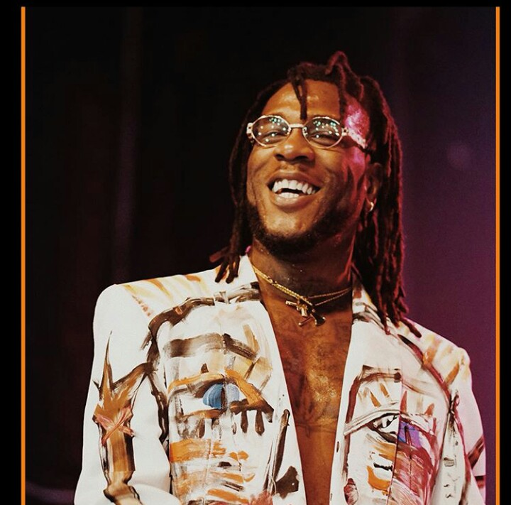 A STAR DEAL WITH STAR : BURNA BOY COME-UP - Corper Burna's Blog