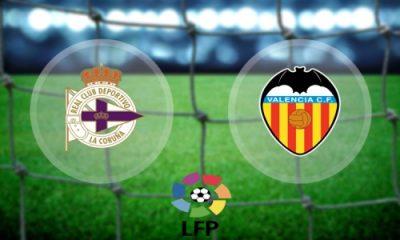 Deportivo La Coruna vs Valencia Full Match & Highlights 13 January 2018