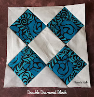 http://roycedavids.blogspot.ae/2016/02/quilt-blocks-double-diamond-block.html
