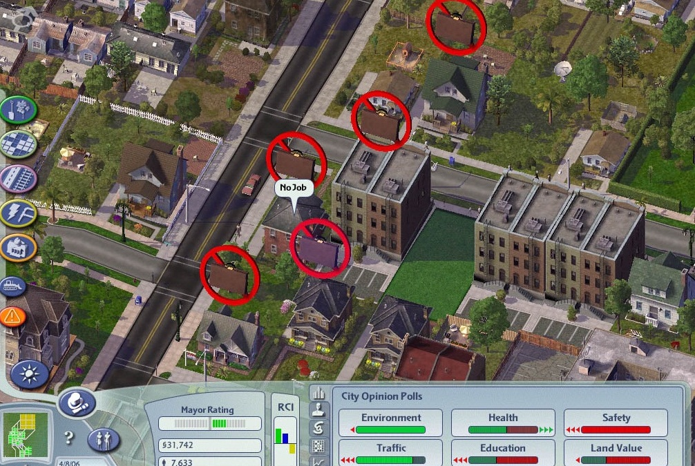 sim city free full game