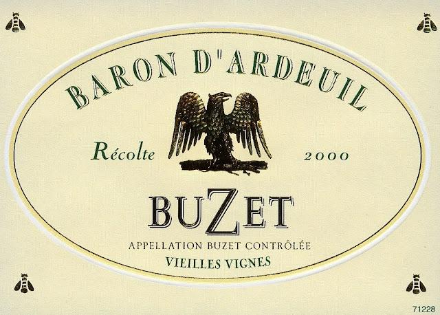 Buzet - Baron d'Ardeuil - 2000
