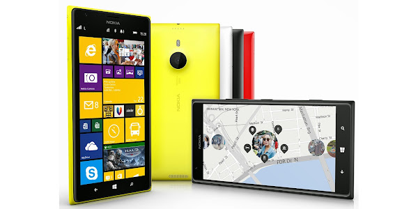 Nokia Lumia 1520 for AT&T receives Windows Phone 8.1 software update