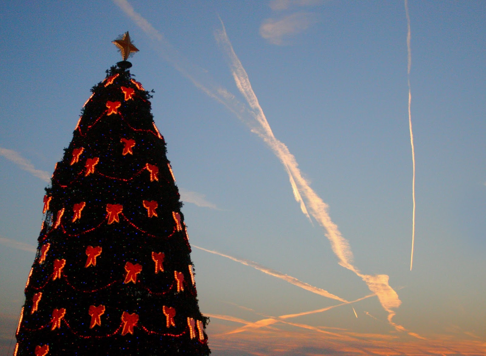 Why You Need To Flight Plan for Your Christmas Get Away