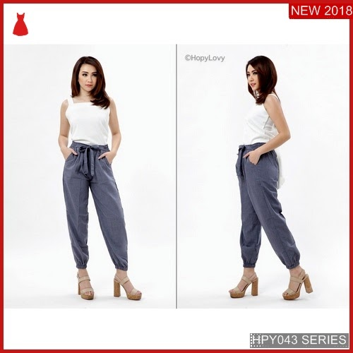 HPY043C77 Celana Jogger Anak Chamray Murah BMGShop