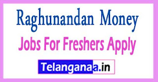 Raghunandan Money Recruitment 2017 Jobs For Freshers Apply
