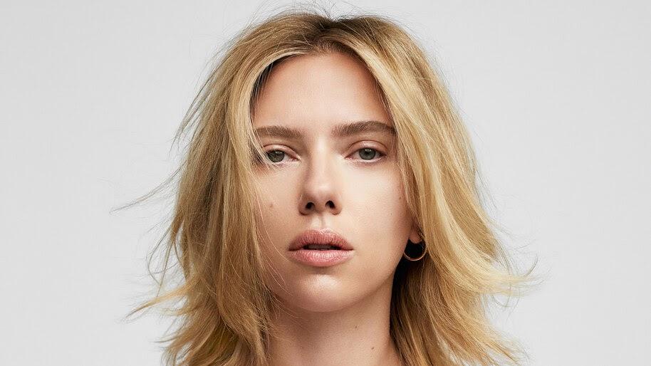 Scarlett Johansson, Blonde, 4K, #4.1398