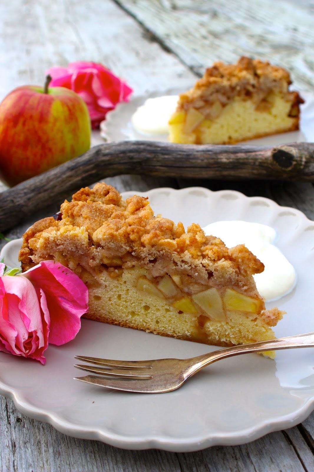 Superleckerer-Apfel-Streuselkuchen