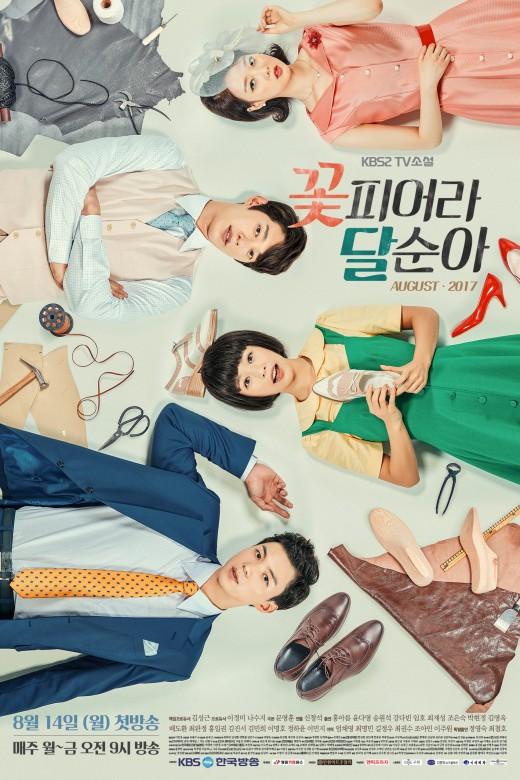 Sinopsis Dal-Soon's Spring / Kkot Piweora Dalsoona (2017) - Serial TV Korea