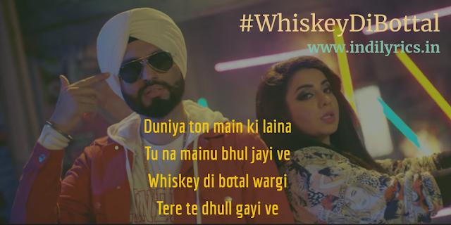 Whiskey Di Bottal | Preet Hundal ft. Jasmine Sandlas | Full Punjabi Song Lyrics with English Translation and Real Meaning