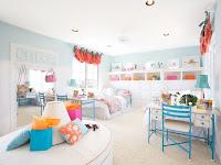 Wände Kreativ Streichen Kinderzimmer