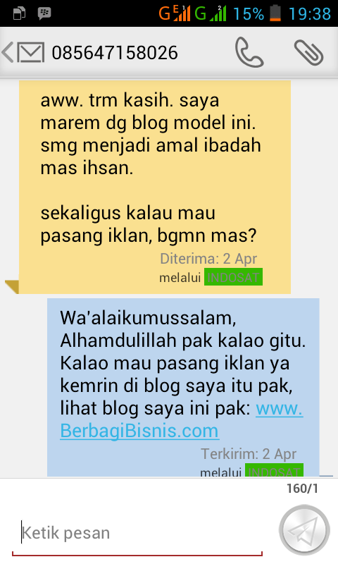 Jasa Blog Support BO