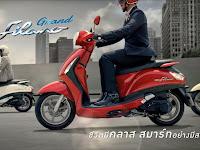 Yamaha Grand Filano Segera Hadir di Jakarta Fair