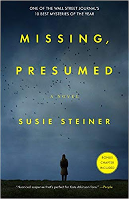 cover of Susie Steiner's novel Missing, Presumed