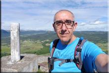 Pikatxo mendiaren gailurra 865 m. - 2018ko ekainaren 10an