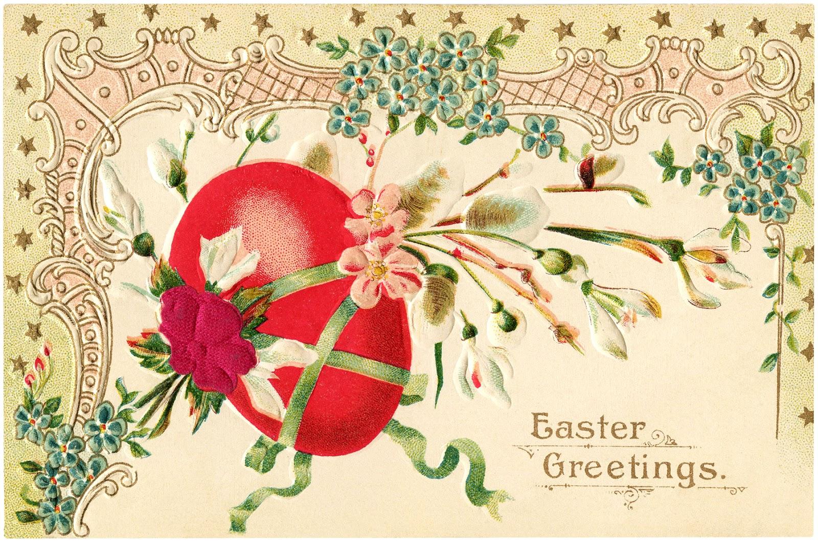 Joy For Grace Easter Greetings