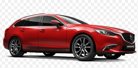 2017 Mazda 6 Coupe Redesign