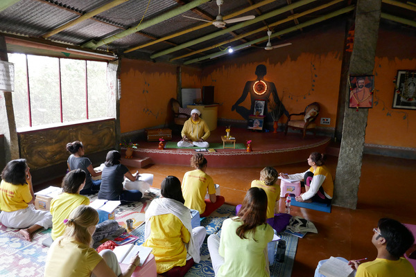 Yoga Therapy Teachers Training Classes at Inteyoga Ashram Mysuru Karnataka