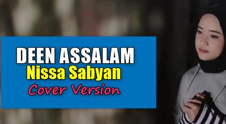 Koleksi Lagu Cover Deen Assanal Mp3 Single Sholawat Nissa Sabyan Gambus,Nissa Sabyan, Lagu Religi, Lagu Cover, 2018,