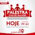 Hélio convida você para palestra com Léo Bulhões, na noite desta quarta-feira (21)