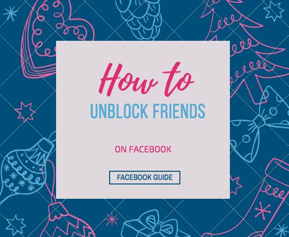 How Do I Unblock Someone And My Facebook friends list | Unblocked People List On FB