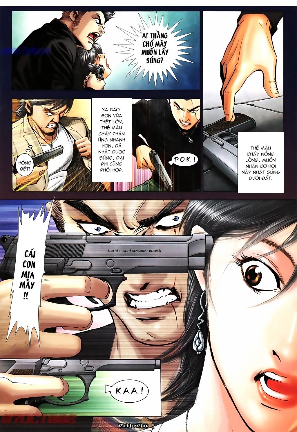 Người Trong Giang Hồ Chap 1015 - Truyen.Chap.VN