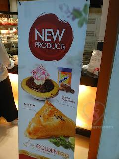 Wajib Coba Produk Baru Dari Golden Egg Rasa Choco Ovomaltine