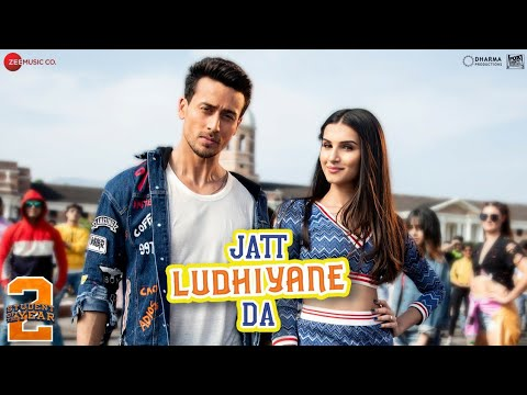 Jatt Ludhiyane Da Student Of The Year 2 Hd Video Song Download