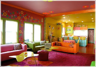 Цвет мебели в дизайне интерьера имеет значение.