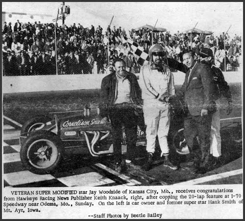 Ford Odessa Tx >> Midwest Racing Archives: 1970 - Woodside, Whisler share ...