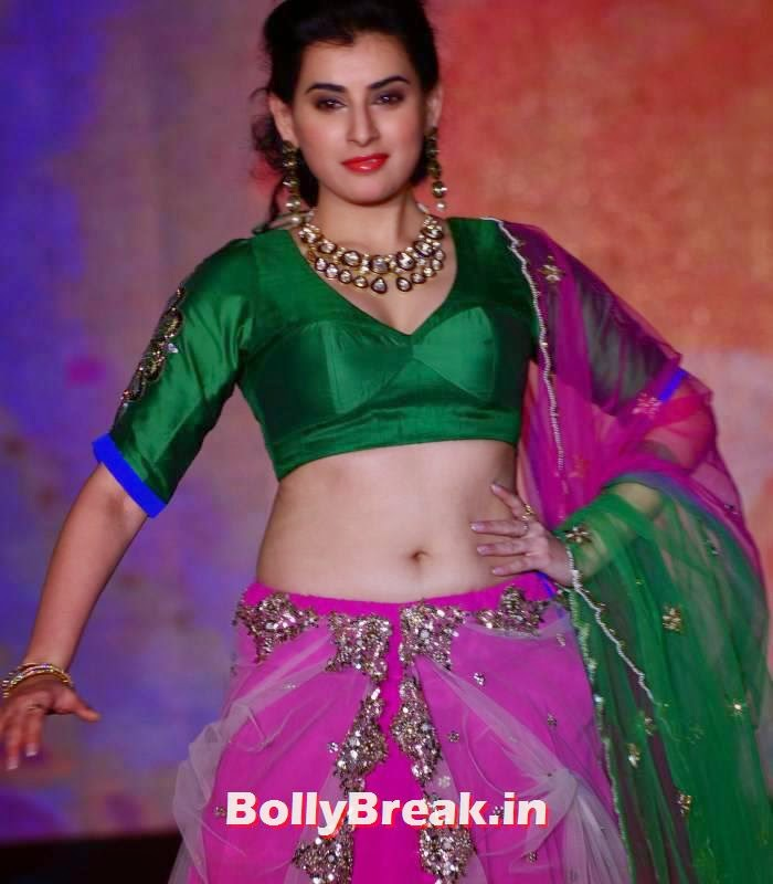 Telugu Actress Archana, Actress Archana Hot Navel Show in Lehenga Choli