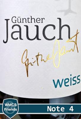 Günther Jauch Cuvée weiß