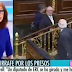 El programa de Ana Rosa toca fondo tras defender el inexistente escupitajo a Borrell