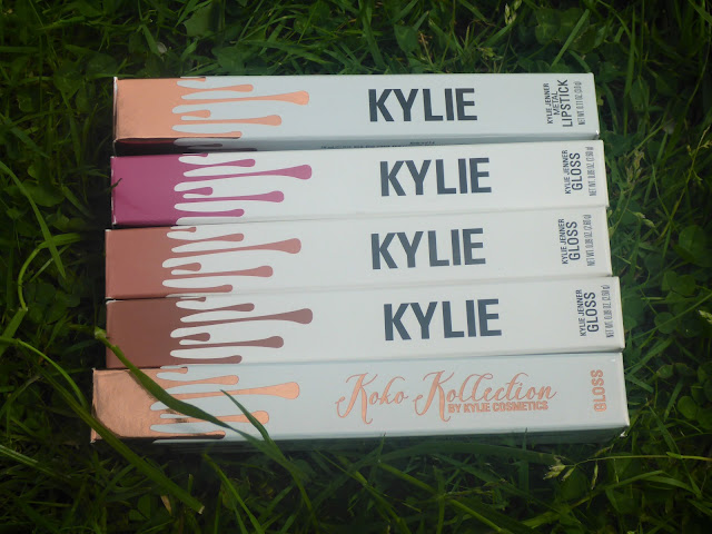 Kylie Cosmetics Haul
