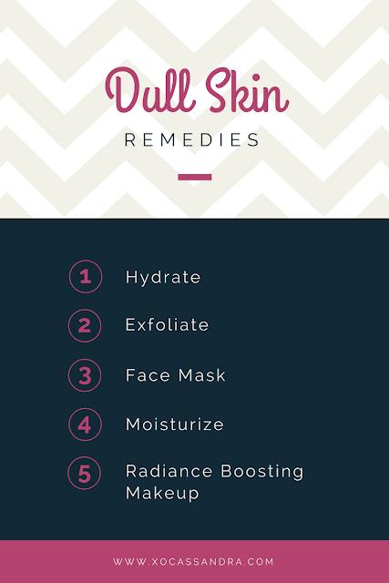 Dull Skin Remedies