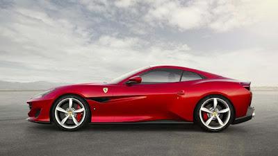 Ferrari Portofino, Desainnya ajib bener
