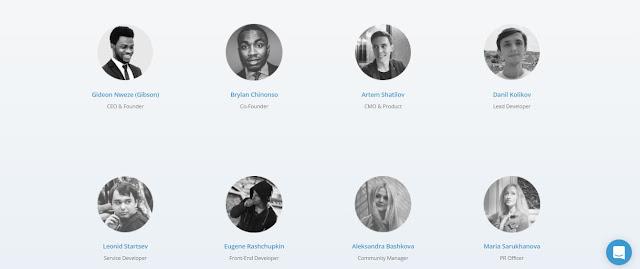 KickCity merupakan perusahaan yang inovatif dengan sangat terinspirasi dan berpengalaman pengembang di perusahaan IT besar seperti google, facebook, grup yandex dan email. KickCity juga mempunyai tujuan yaitu supaya orang orang bisa berkomunitas yang  baik dan benar sebagaimana yang tertera di dalam Blockchain.