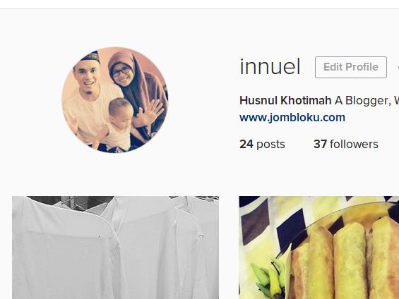 Anggapan Salah Saya Tentang Instagram