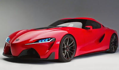 (2018) Nouvelle Toyota Supra Voiture Neuve Pas Cher Prix, Revue, Concept, Date De Sortie