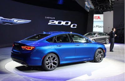Nex-Gen Chrysler 200 Sedan auto show Hd Pictures 0
