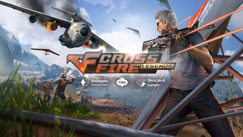 CrossFire: Legends - Baixar crossfire mobile