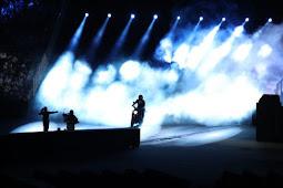 Jokowi Oppa! Aksi Presiden Jokowi Naik Moge di Asian Games Trending Jadi Bahan Obrolan Netizen Korea