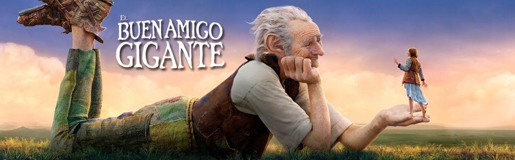 El Buen Amigo Gigante (2016)