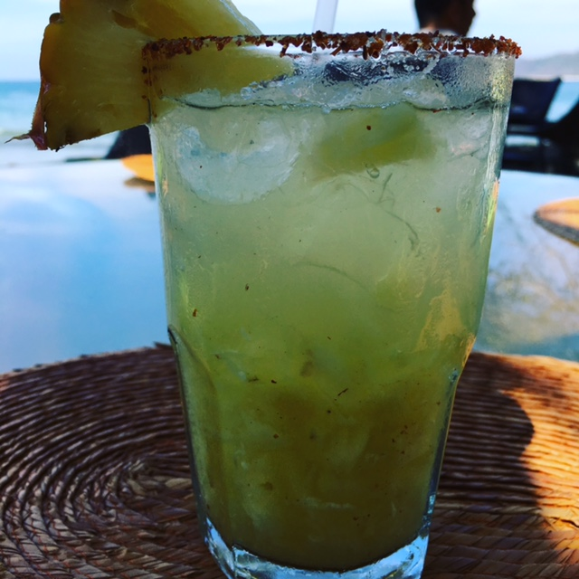 Amor Boutique Hotel Pineapple Margarita